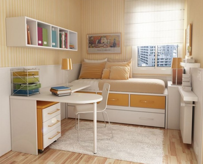 Small Room No Problem Smart Bedroom Ideas For Limited Space Small Bedroom Remodel Small Bedroom Ideas On A Budget Very Small Bedroom
