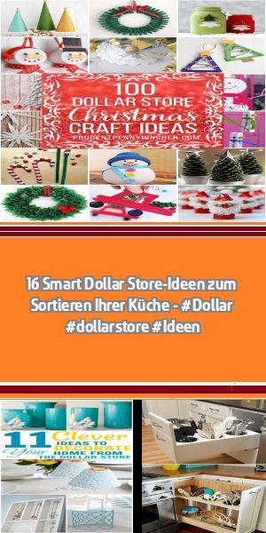 16 Smart Dollar Store-Ideen zum Sortieren Ihrer Küche - #Dollar #dollarstore #Ideen 16 Smart Dollar Store Ideas to Sort Your Kitchen – #Dollar #dollarstore #Ideas #Dollar #DOLLARSTORE #Ideen #KÜCHE #Clever #Sortieren #dollarstorechristmascrafts