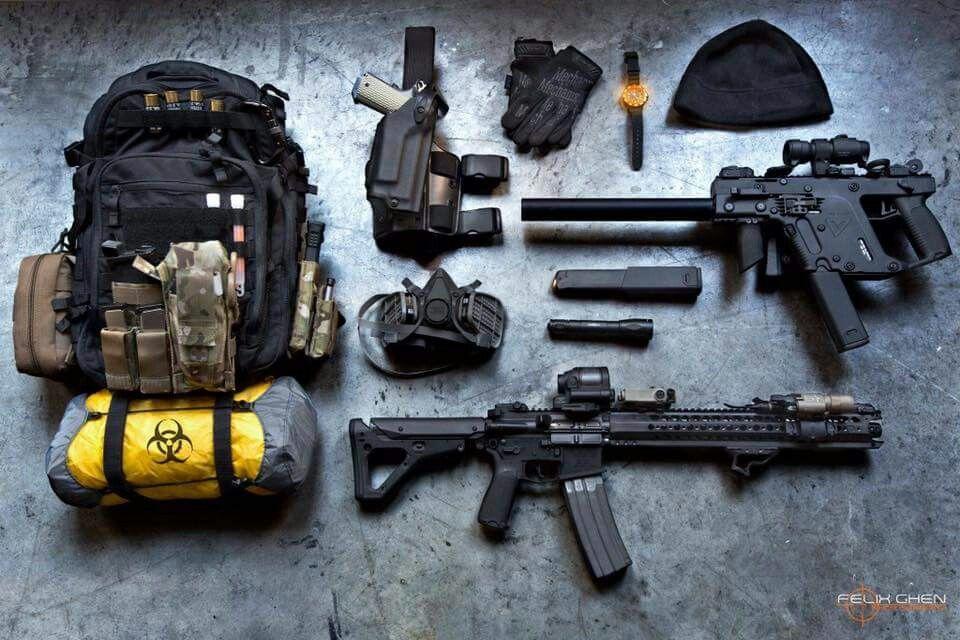 Survival Kit Bug Out Gun : Bug out gear in pinterest guns