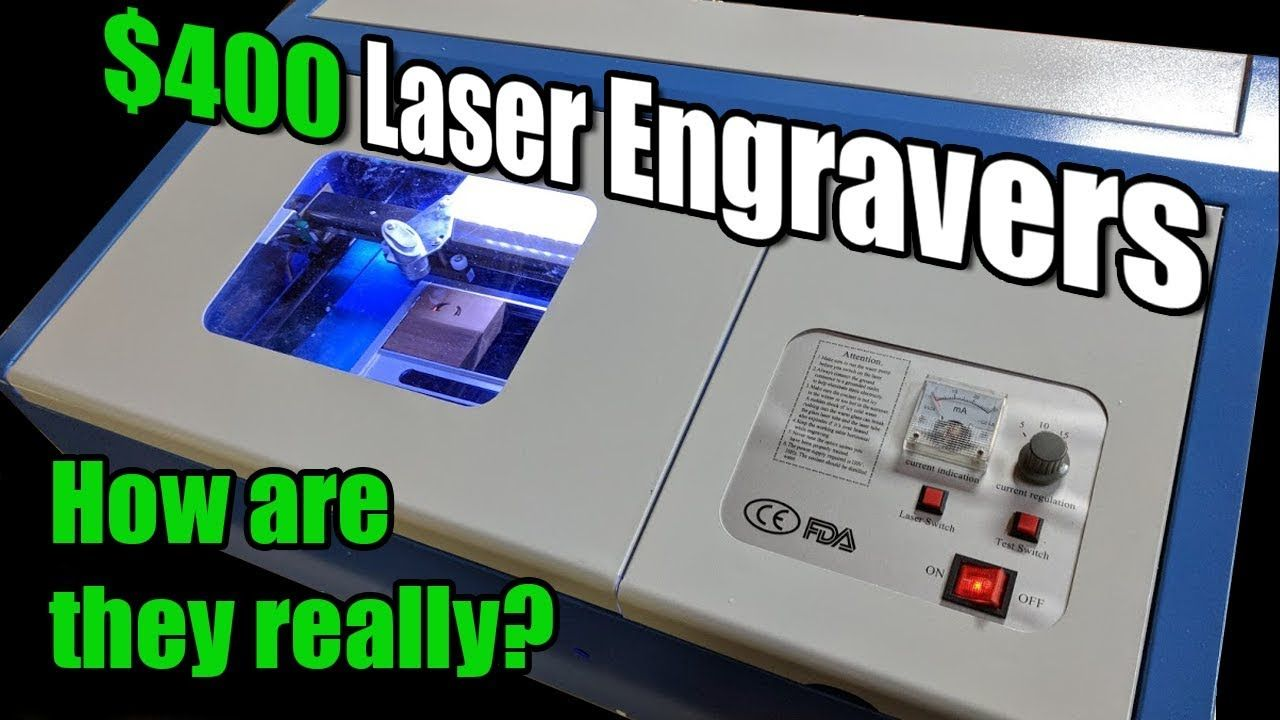 K40 Laser Engravers    How Are They Really?!? | 3D Printer