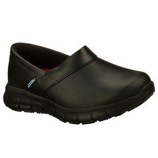 e2e5aac65ab589 Skechers Work Women s Sure Track-Bernal Clog at Famous Footwear