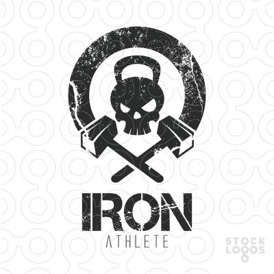 Pin En Fitness Logo