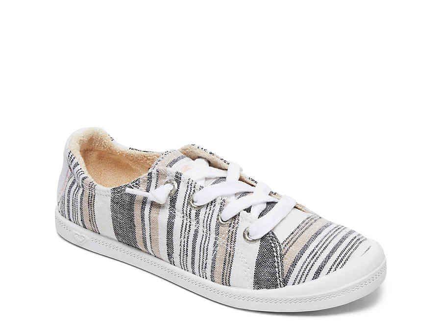 Sneakers, Slip on sneaker, Roxy shoes