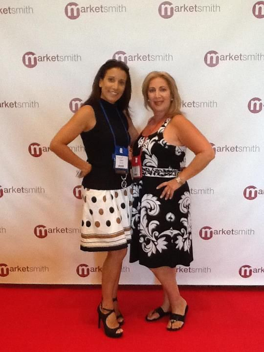 VP Operations Dawn Smith and CFO Amy Smith