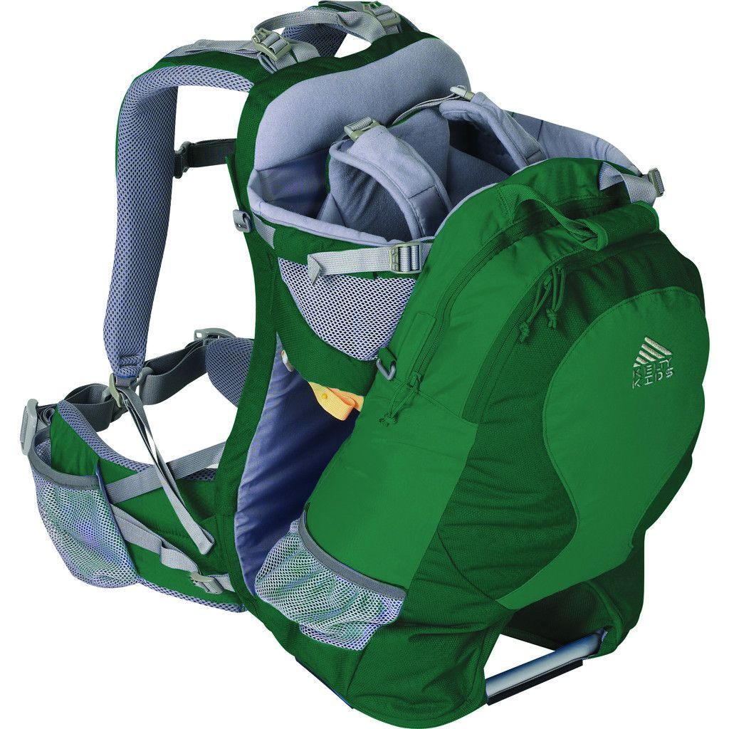 Kelty Junction 2.0 Child Carrier Backpack Green Child