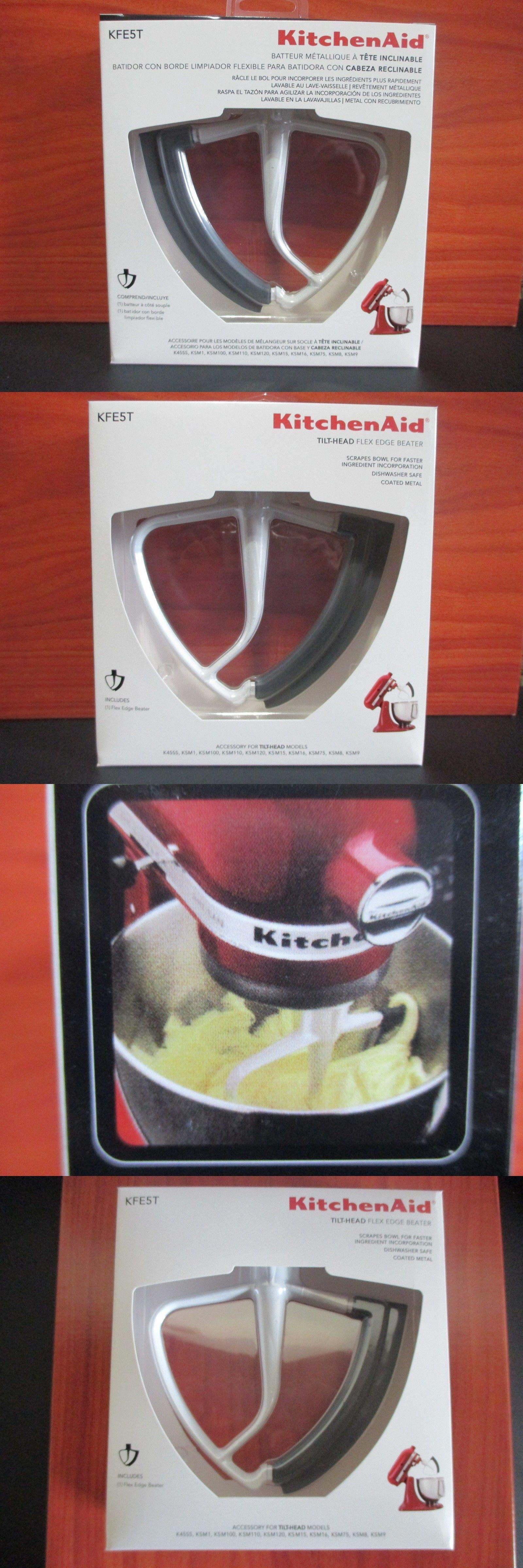 Countertop blenders 133704 kitchen aid kfe5t flex edge