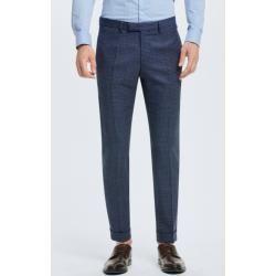 Hose Quinten, blau gemustert StrellsonStrellson #sweateroutfits