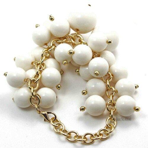 Mod: P10 Pulsera de perlas de cristal  menudeo $70.00 mayoreo $53.00