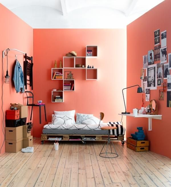 33 Wohnideen Mit Gebrauchten Europaletten Palettenmobel Selber