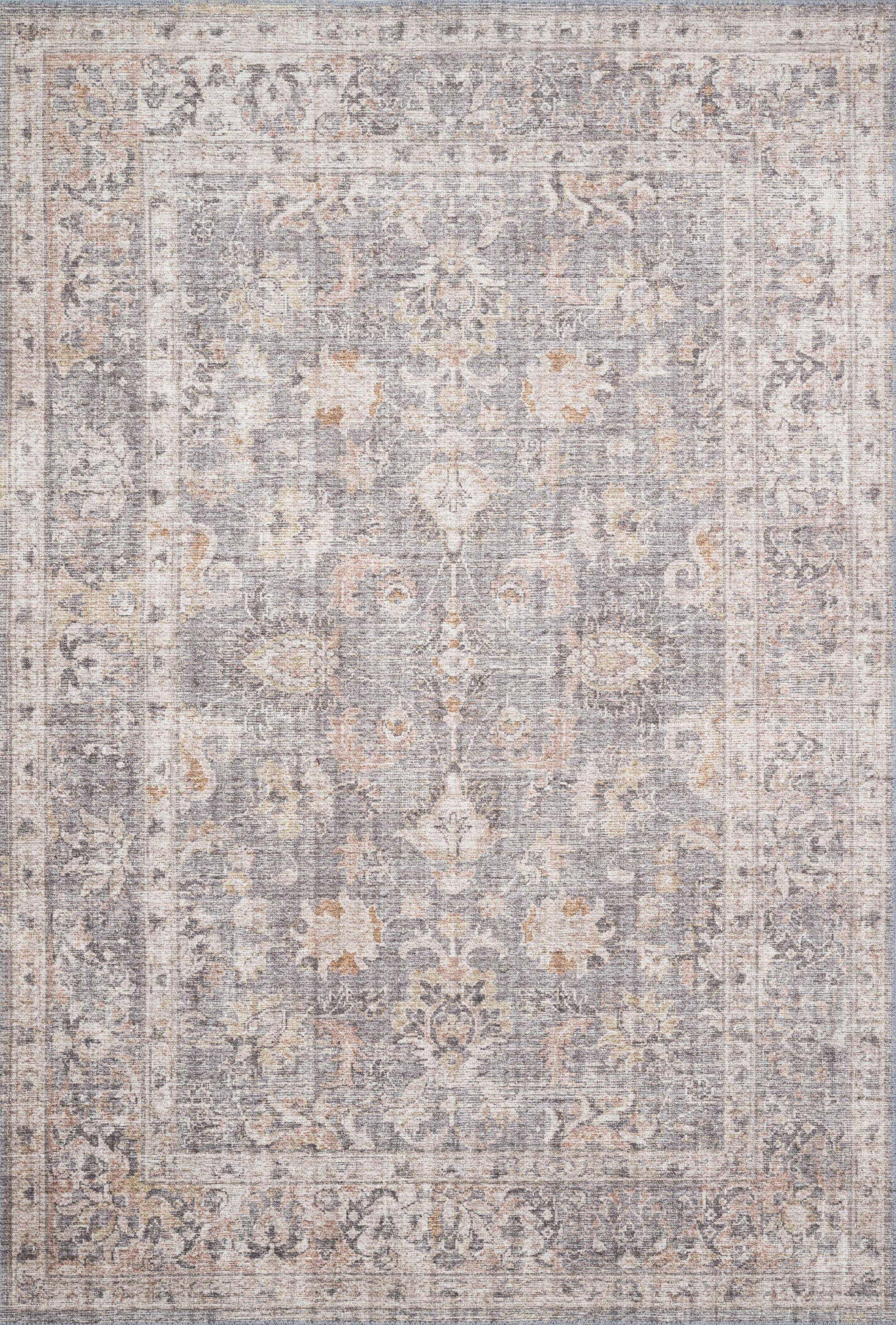 Skye Maybelle Rug Color Gray Apricot Size 7 6 X 9 6 In 2020 Rugs On Carpet Area Rugs Diy Carpet