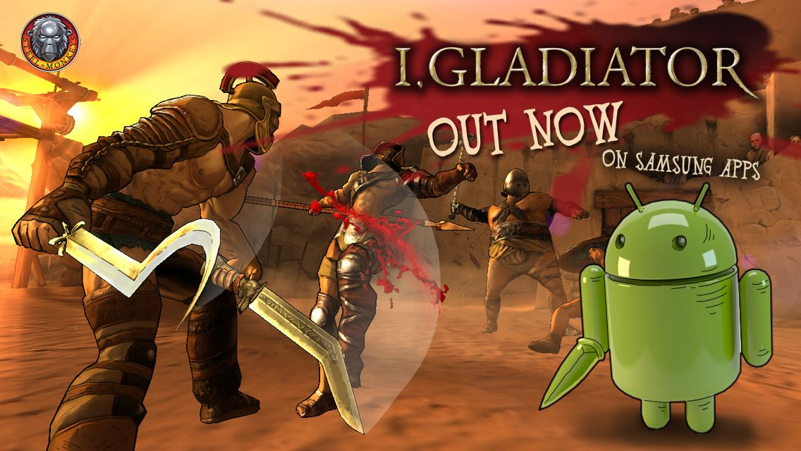 Release On Samsung Apps Excusively Gladiator Games Torrent Gladiator