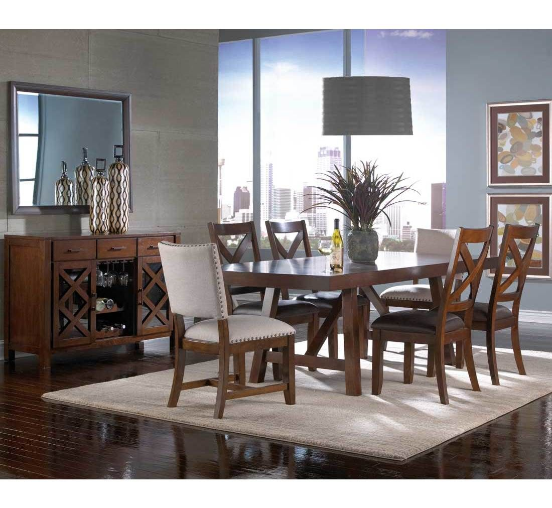 dallas 5pc dining set | badcock &more | new house | pinterest