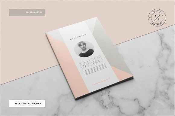 SaintMartin Proposal By Studio Standard On Creativemarket