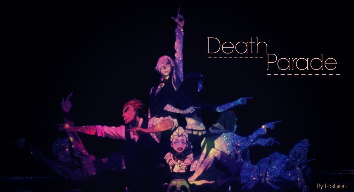 Image result for death parade wallpaper