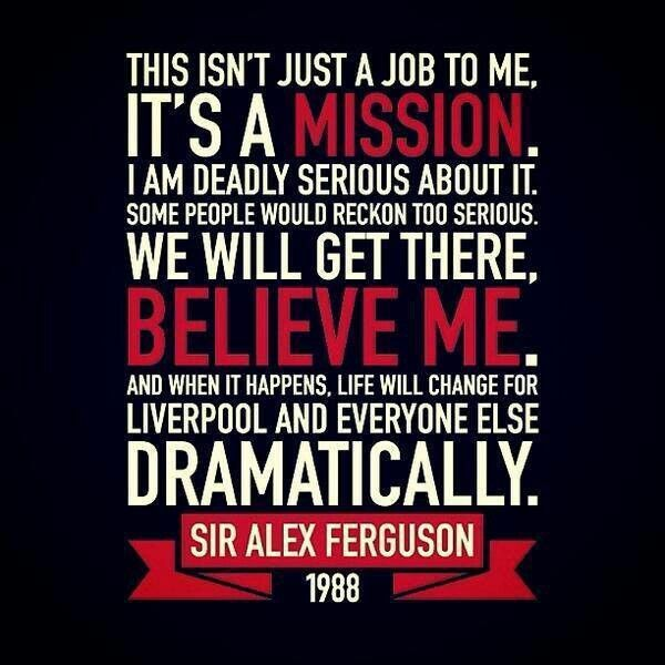 Soccer Quotes SirAlexFerguson Manchester united