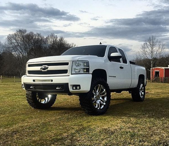 Fullsize Chevy Trucks