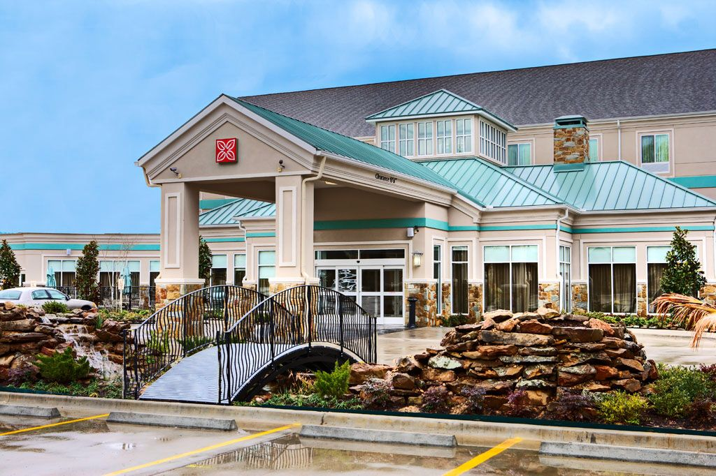 Hotel Accommodations For Guests Category The Hilton Garden Inn