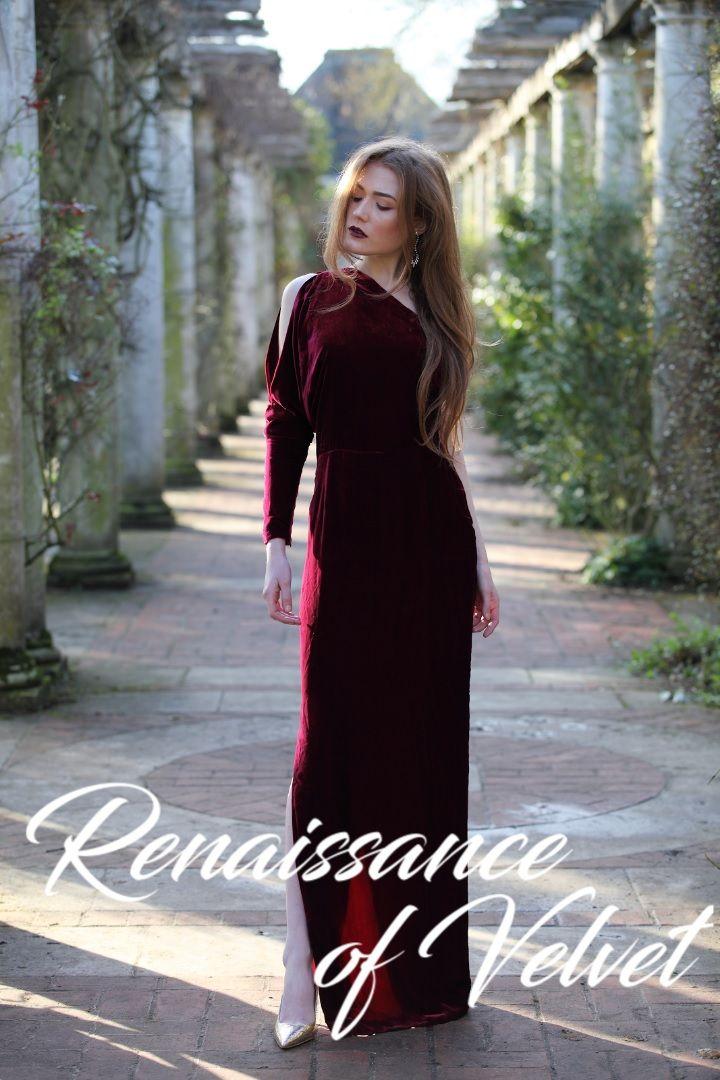 Modern Renaissance of Velvet Defines FW16 – Syndicate Daily