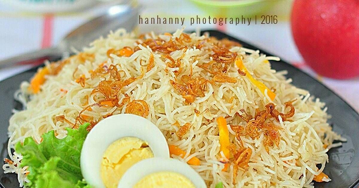 Resep Bihun Goreng Kampung Oleh Hanhanny Resep Resep Makanan Masakan Resep Masakan