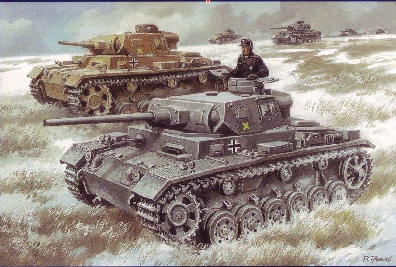 Pin by Bubba Steve on Military Tank Art | Ww2 tanks, Panzer
