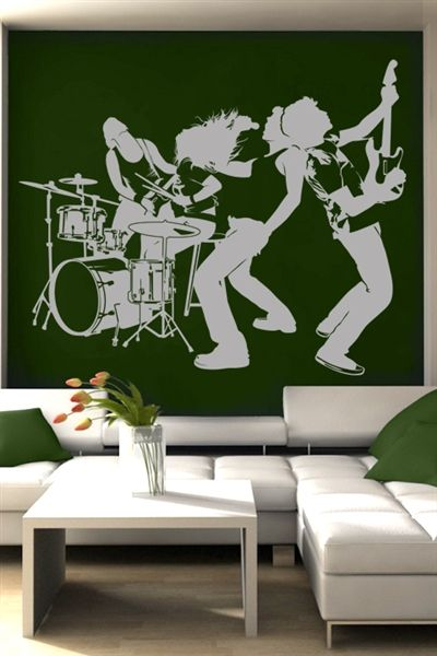 Wall Decals Music Group Walltat Com Art Without Boundaries