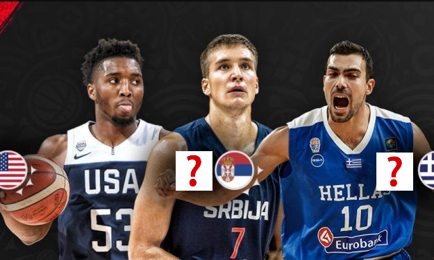 Fiba 2019 World Cup Power Rankings Released Don T Write Off Dream Team Yet Dream Team World Cup Luis Scola
