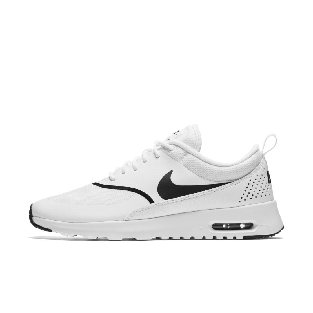 new product 6edc0 669a3 Nike Air Max Thea Women s Shoe Size 8 (White)