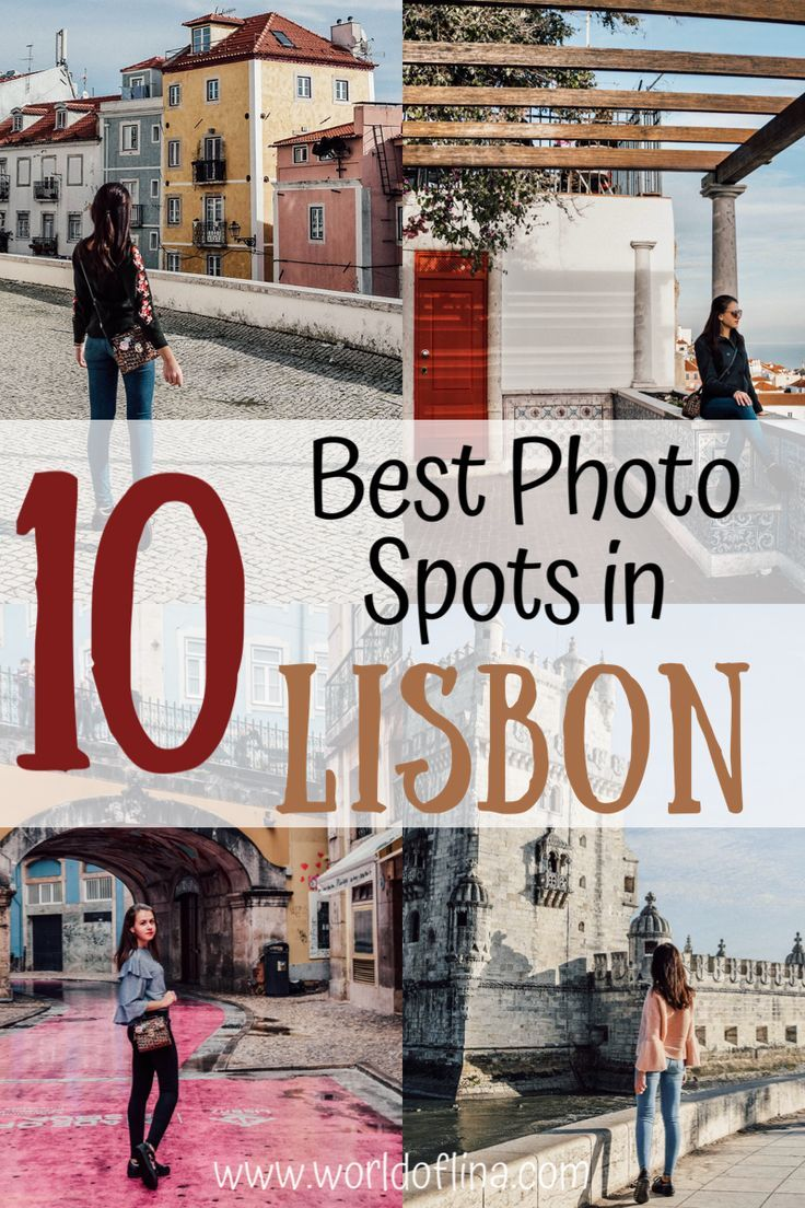 The 10 Best Photo Spots in Lisbon, Portugal - World of Lina