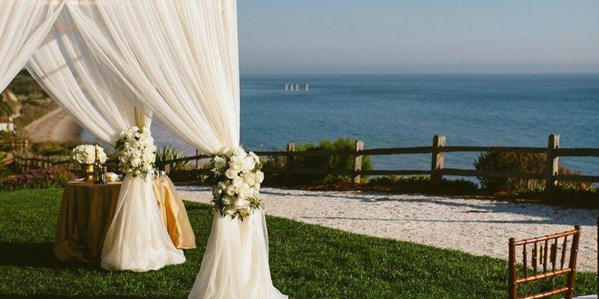 Bacara Resort Spa Weddings Price Out And Compare Wedding Costs