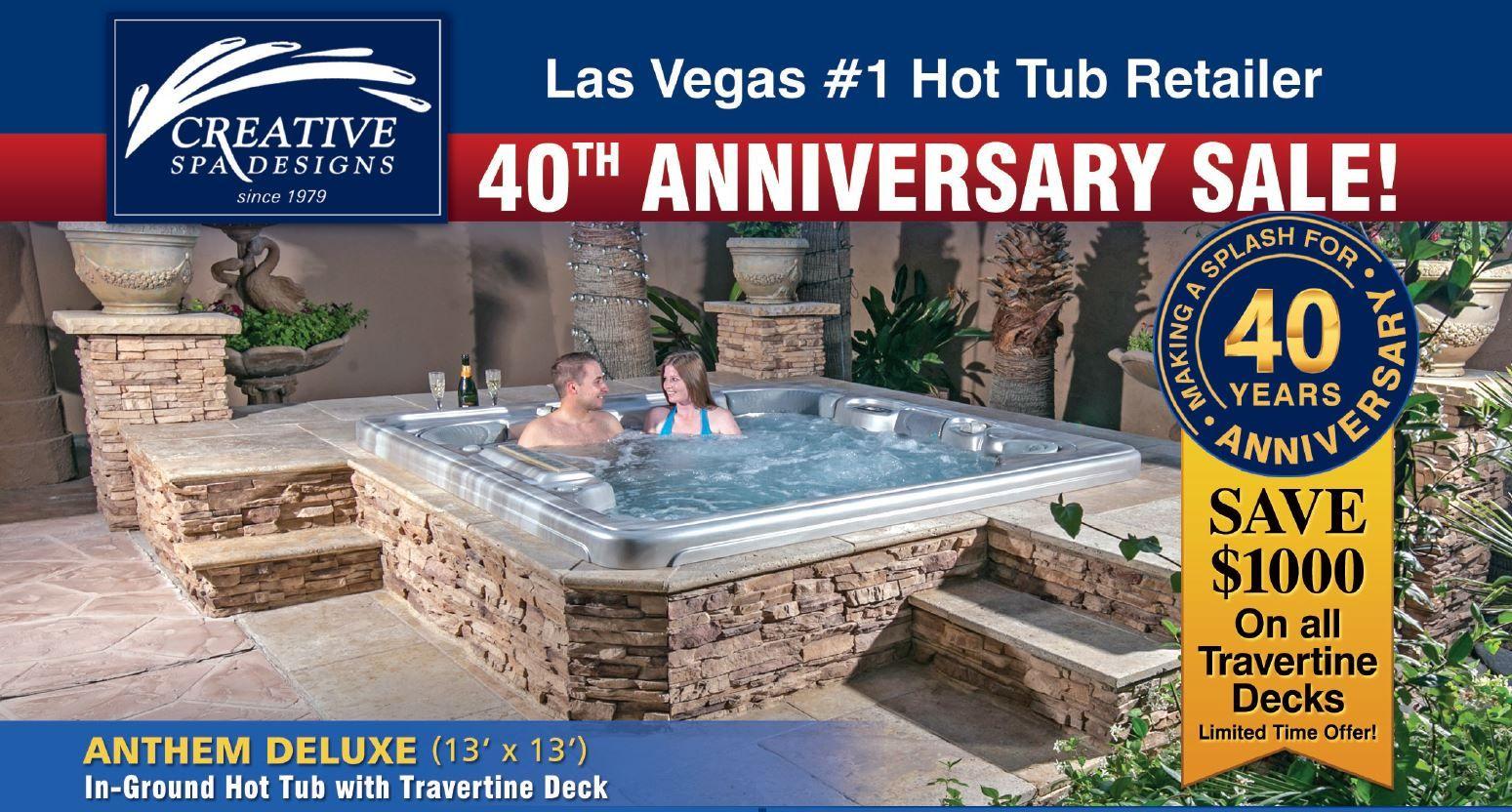 Come Make A Splash With Las Vegas 1 Hot Tub Retailer And
