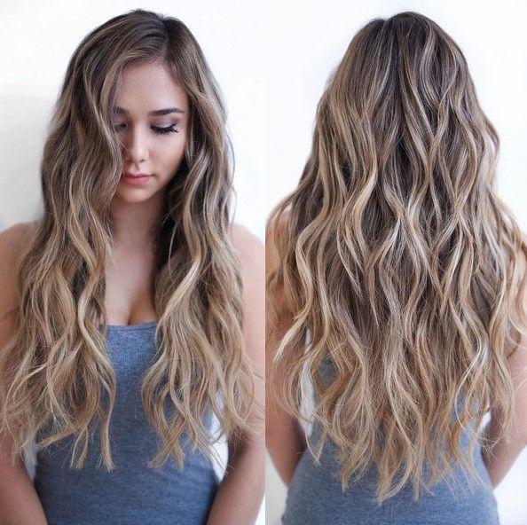 Cool 10 Fine Sweeping Ideas Highlight Blonde Hair Dark