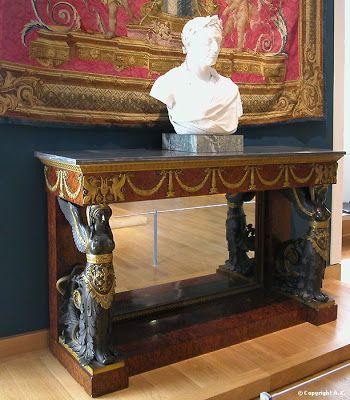 Peintures des Musées de France: 6 - Arts décoratifs Premier Empire
