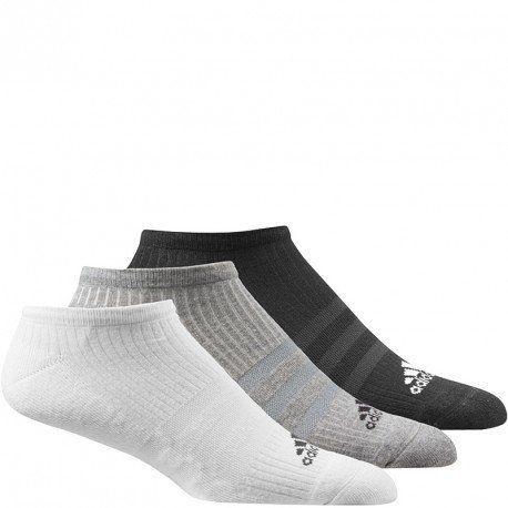 Bandes Show No Mixte 3 Performance Socquettes Adidas Trois Paires 5qIxP1wx64