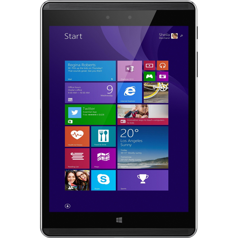 "HP Pro Tablet 608 G1 32 GB Tablet - 7.9"" - BrightView - Wireless LAN, Grey #N2S62UT#ABA"