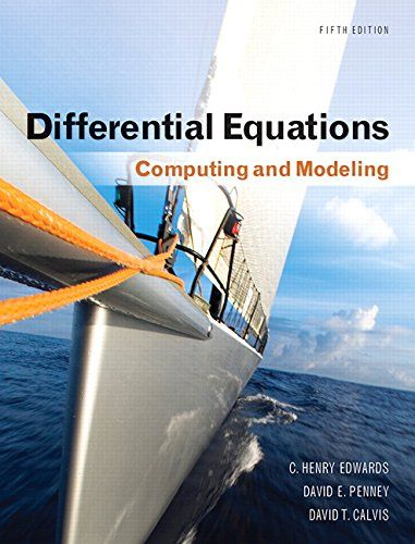 Differential equations computing and modeling 5th edition differential equations computing and modeling 5th edition edwardspenneycalvis differential equations by c henry edwards fandeluxe Image collections