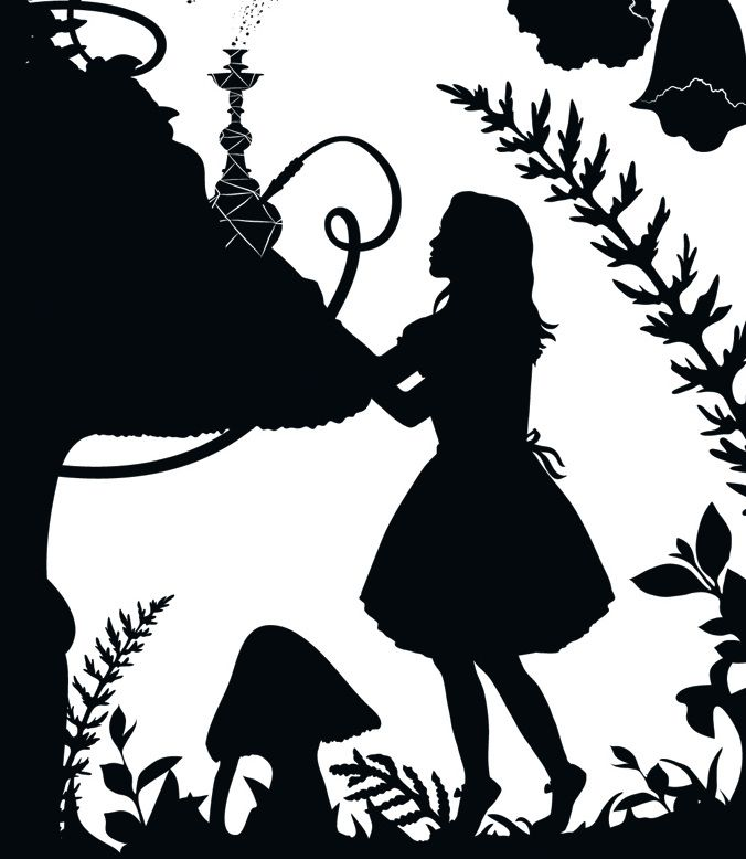 Alice in Wonderland - Laura Barrett - Illustration ...