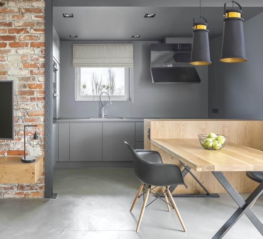 Jak Urzadzic Salon Z Aneksem Kuchennym 20mkw Aranzacje Pomysly Inspiracje Home Home Deco House Styles