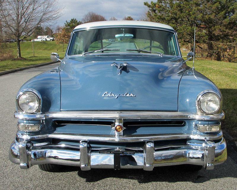 1953 Chrysler Windsor Deluxe Newport Hipo Fifties Maniac