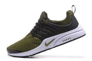 7458004f653 Nike Air Presto TP QS Legion Green White 848187 302 Mens Running Shoes