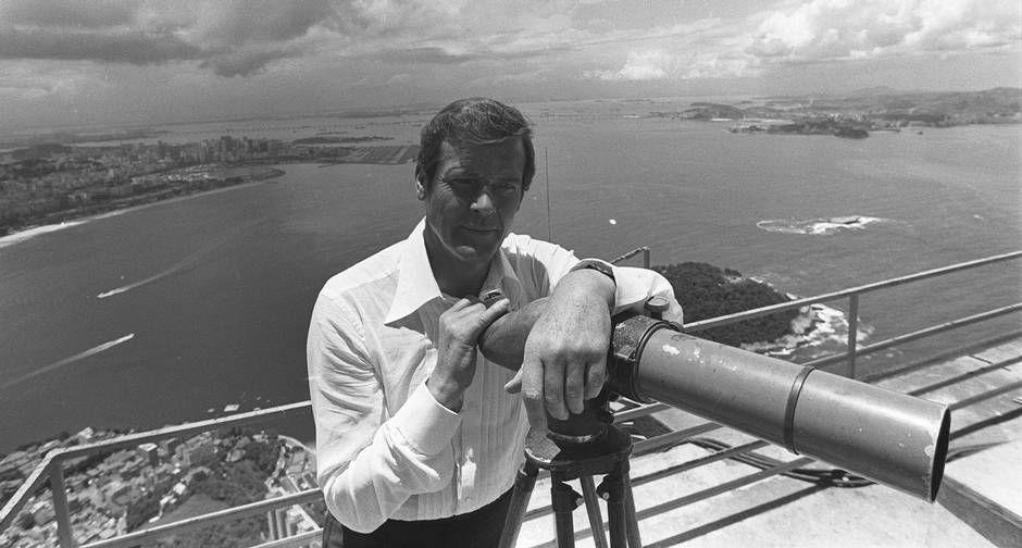 Pao De Acucar Simbolo Do Rio Roger Moore Filmes 007 E Rio De