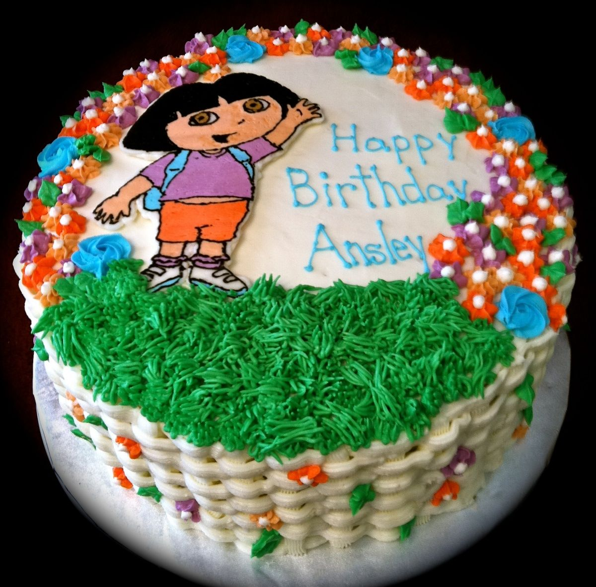 dora birthday cake theater party ideas pinterest dora