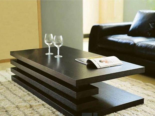 Minimalistische Tische Für Moderne Wohnzimmer #Wohnzimmermöbel - Moderne Tische Fur Wohnzimmer