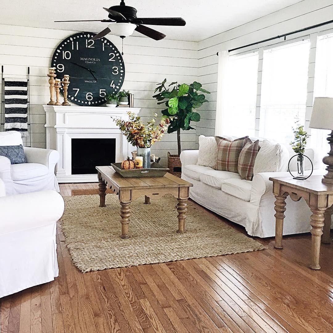 The Modest Farmhouse Home Decor That I Adore Pinterest - Videos-de-decoracion-de-interiores