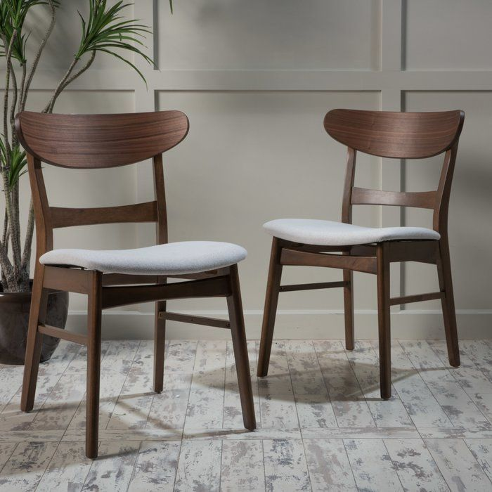 Fine Barroso Solid Wood Dining Chair In 2019 Nook Modern Short Links Chair Design For Home Short Linksinfo