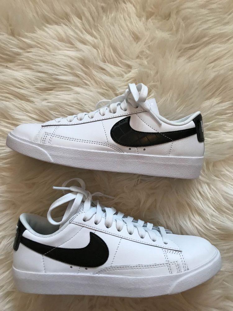 more photos 69aec 1d032 Brand New Nike Blazer Low Essential Sneaker Size 6 Womens ...