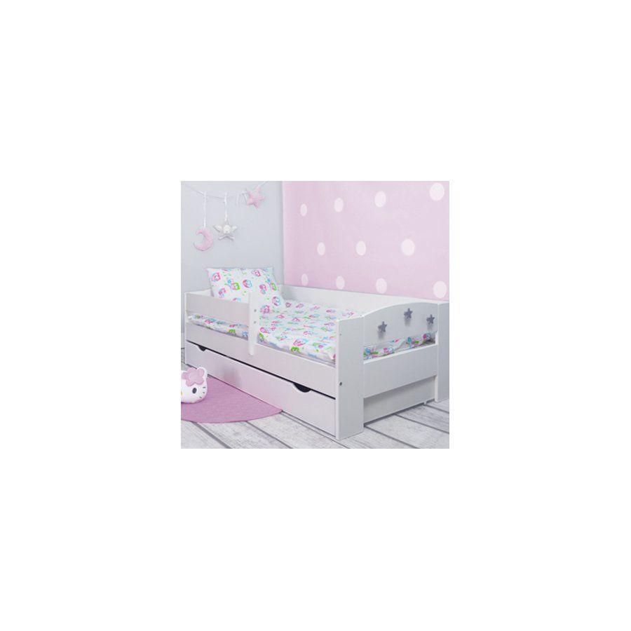 Kinderbett Elena Mit Matratze Und Schublade 80 X 160 Cm Kinder Bett Kinderbett Kleinkinderbett