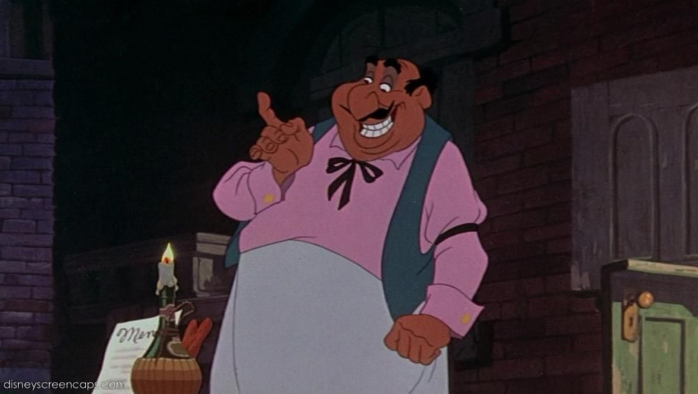 John Lounsbery - Disney Wiki, TONY from Lady and the Tramp