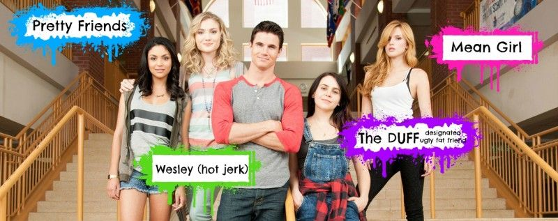 The Duff Know One Have One Or Are One The Duff The Duff Movie The Duff Quotes