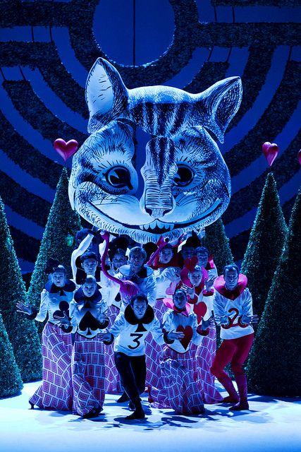 Artists Of The Royal Ballet In Alice S Adventures In Wonderland