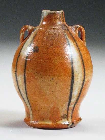 John Elder Wood Fired Salt Glazed Stoneware 8cm Pottery Stoneware Ceramic Art